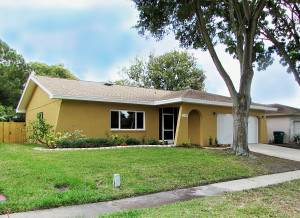 3br/2ba/2car home in Palm Harbor