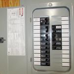 new electric panel