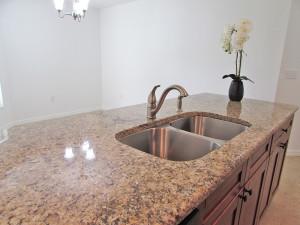 Look at this granite countertops!